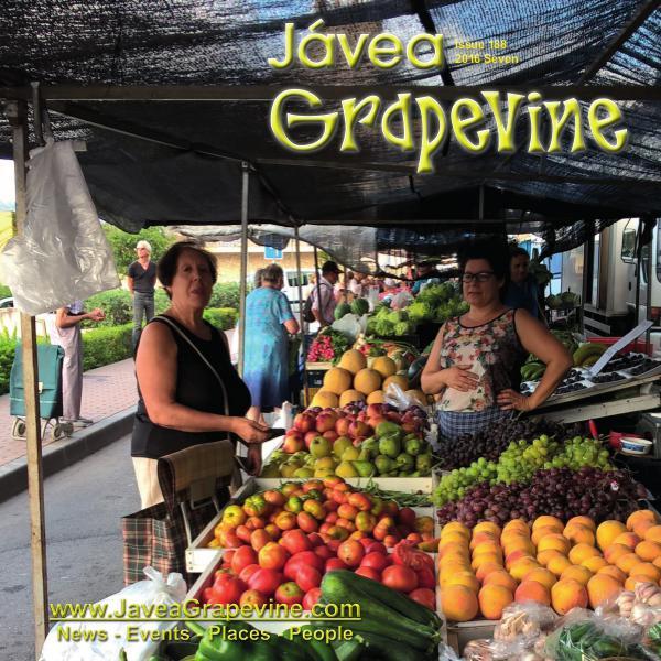 Javea Grapevine 188 2016 Seven