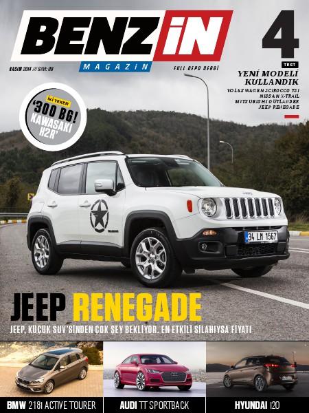 Benzin Magazin KASIM 2014