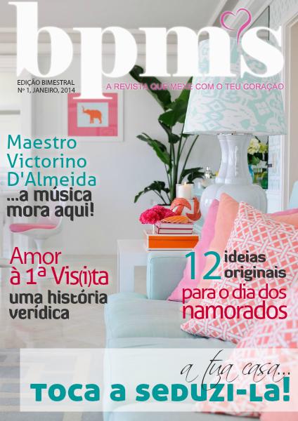 Date a Home Magazine | Jan / Fev 2014
