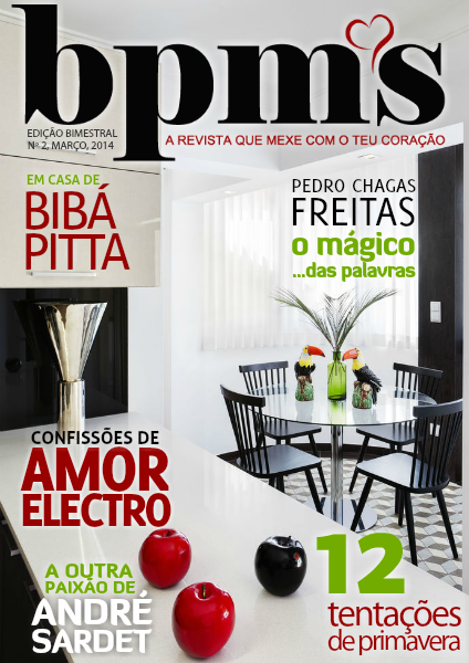 Date a Home Magazine | Mar / Abr 2014