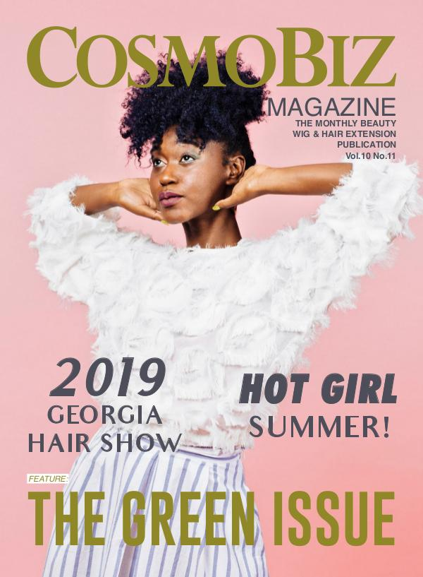 August 2019 Issue