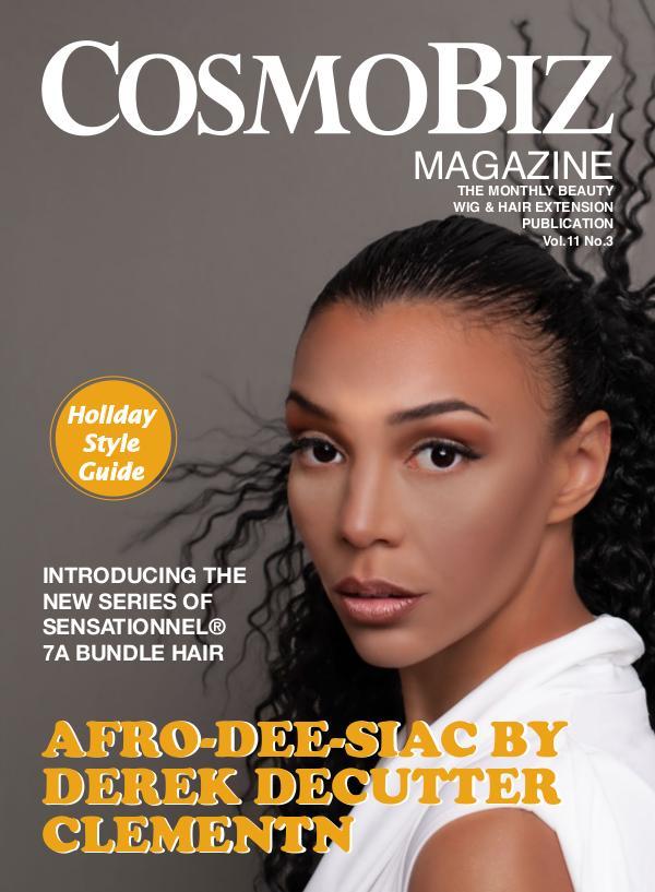 CosmoBiz Magazine December 2019