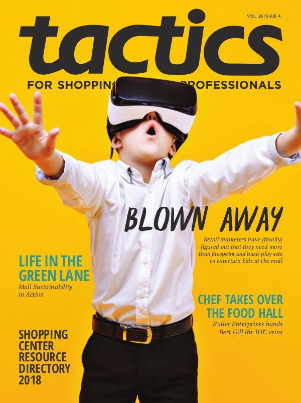 Tactics Magazine Volume 26, Kids Entertainment Edition 2017