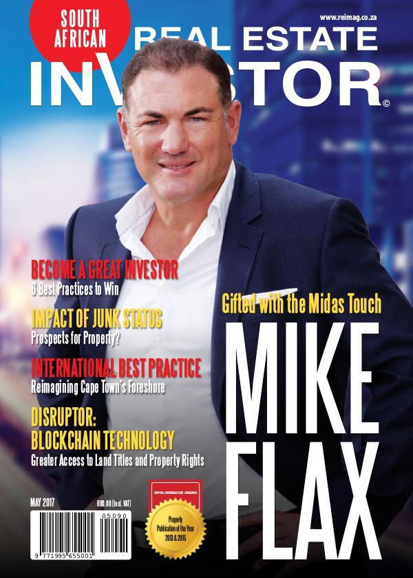 Real Estate Investor Magazine South Africa Real Estate Investor Magazine - May 2017