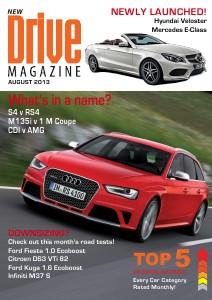 Drive Magazine August 2013