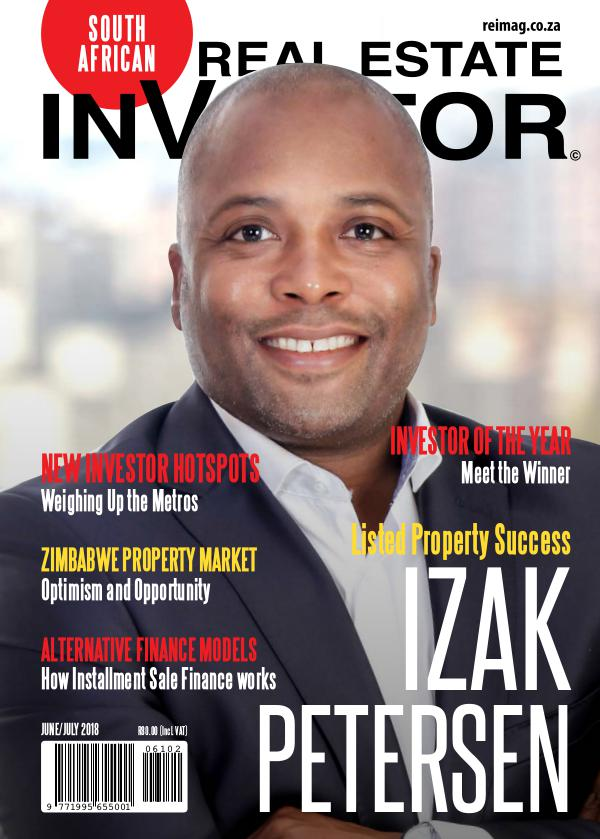 Real Estate Investor Magazine South Africa June 2018
