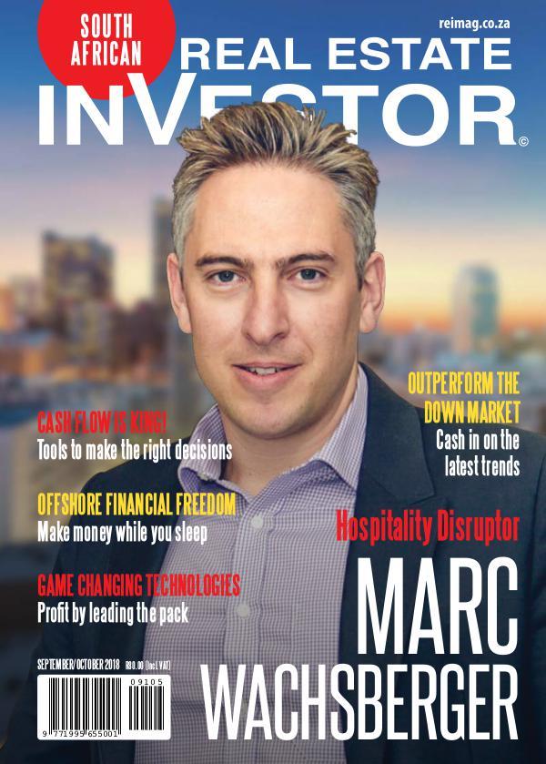 Real Estate Investor Magazine South Africa September 2018