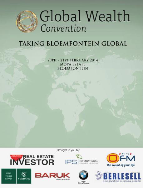 Global Wealth Convention Handbook 1
