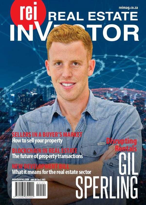 Real Estate Investor Magazine South Africa March/April 2020