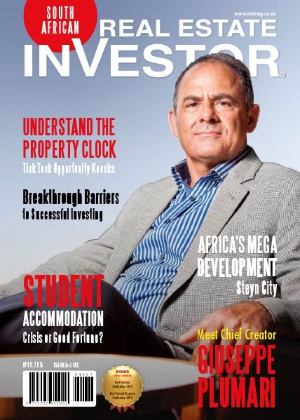 Real Estate Investor Magazine South Africa April 2015