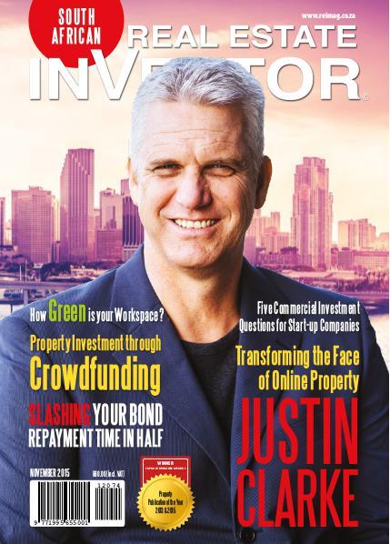 Real Estate Investor Magazine South Africa November 2015