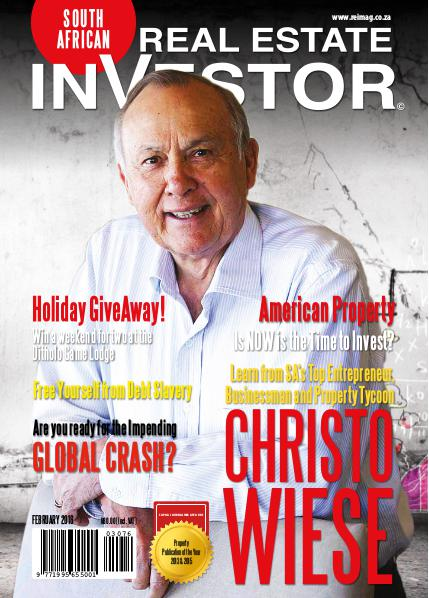 Real Estate Investor Magazine South Africa February 2016