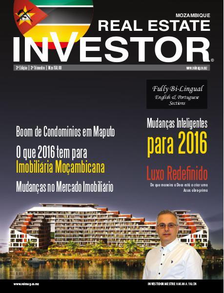 Real Estate Investor Magazine Mozambique Real Estate Investor Magazine Mozambique 2016