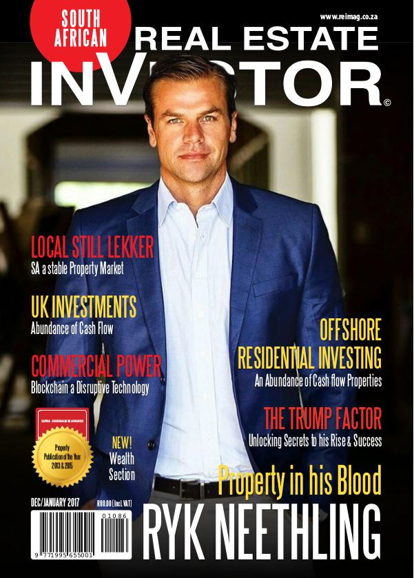 Real Estate Investor Magazine South Africa Dec/Jan 2016/17