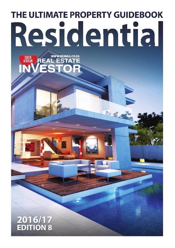 Residential Handbook Dec/Jan 2017