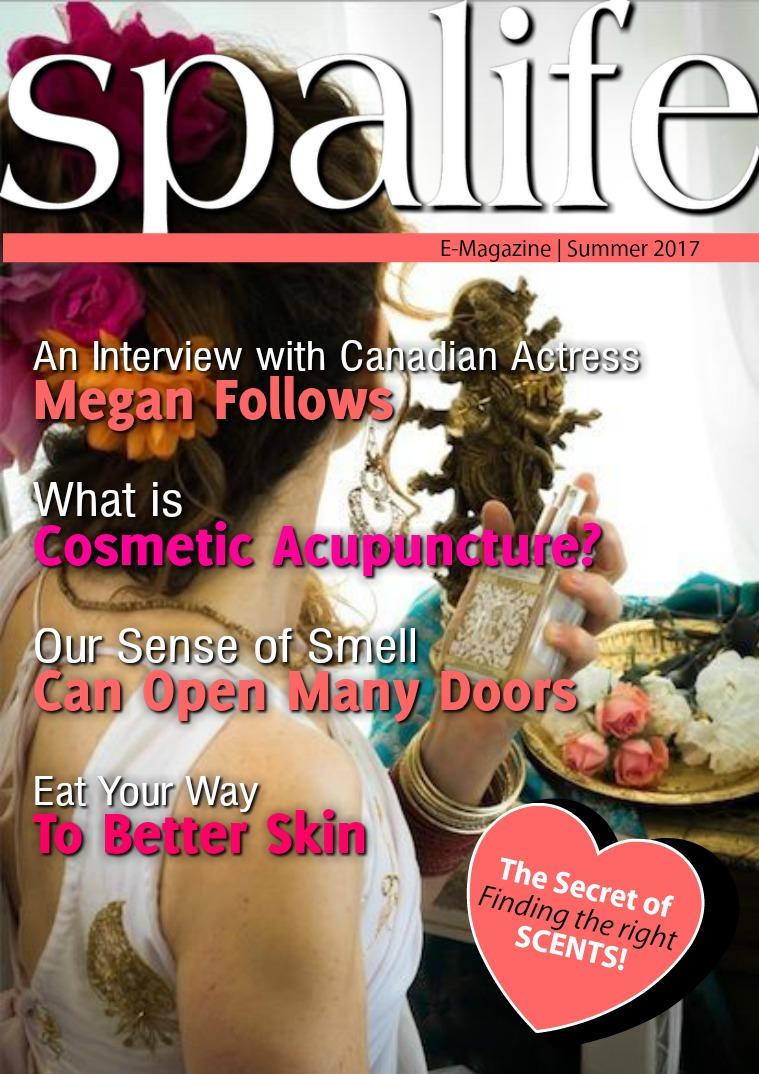 Spa Life E-Magazine Vol. 17 Issue 2 Summer 2017
