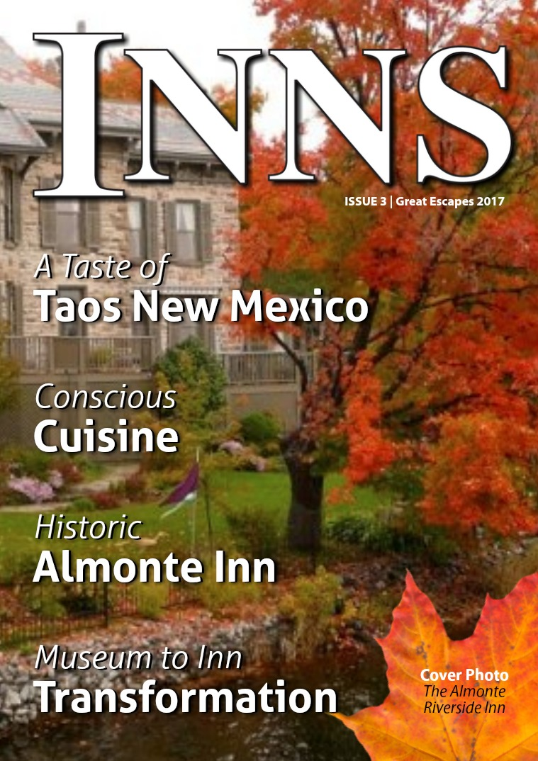 Issue 3 Volume 21 Fall Great Escapes 2017