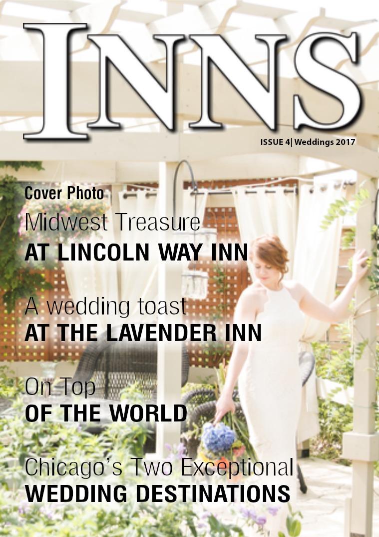 Issue 4 Volume 21 Winter Weddings 2017