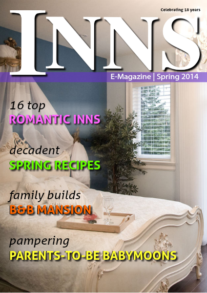 Inns Magazine Issue 1 Vol. 18 Spring Romance 2014