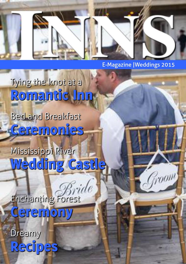 Inns Magazine Issue 4 Vol. 19 Weddings 2015