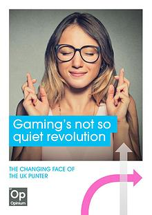Gaming's Not So Quiet Revolution