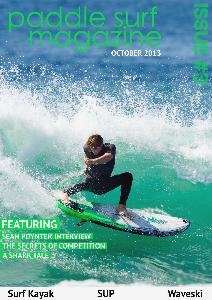 Paddle Surf Magazine Issue 3 - October 2013