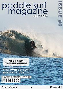 Paddle Surf Magazine