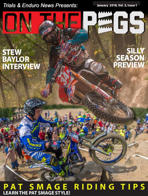 On The Pegs January 2018 - Volume 3 - Issue 1