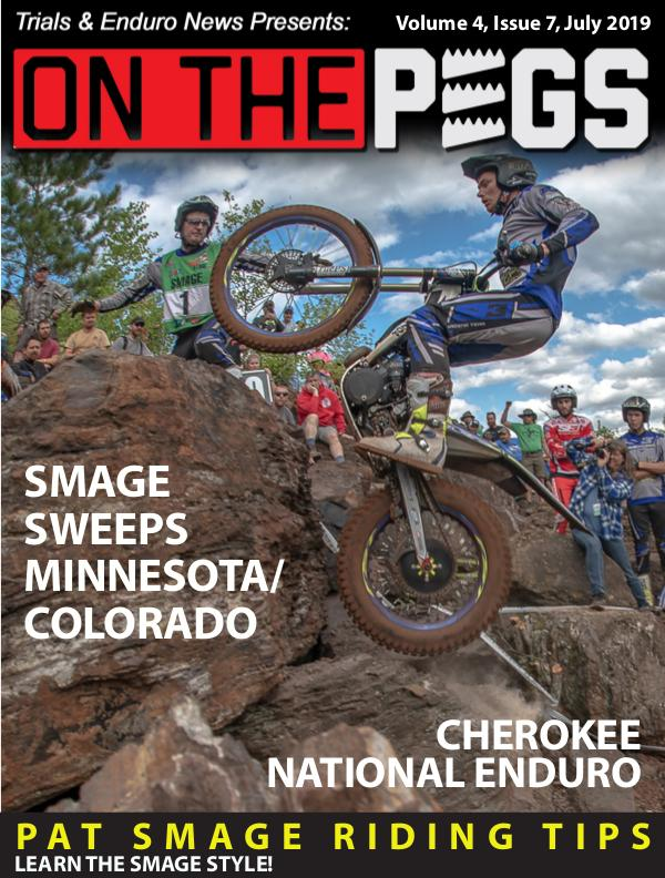 On The Pegs July 2019 - Volume 4 - Issue 7