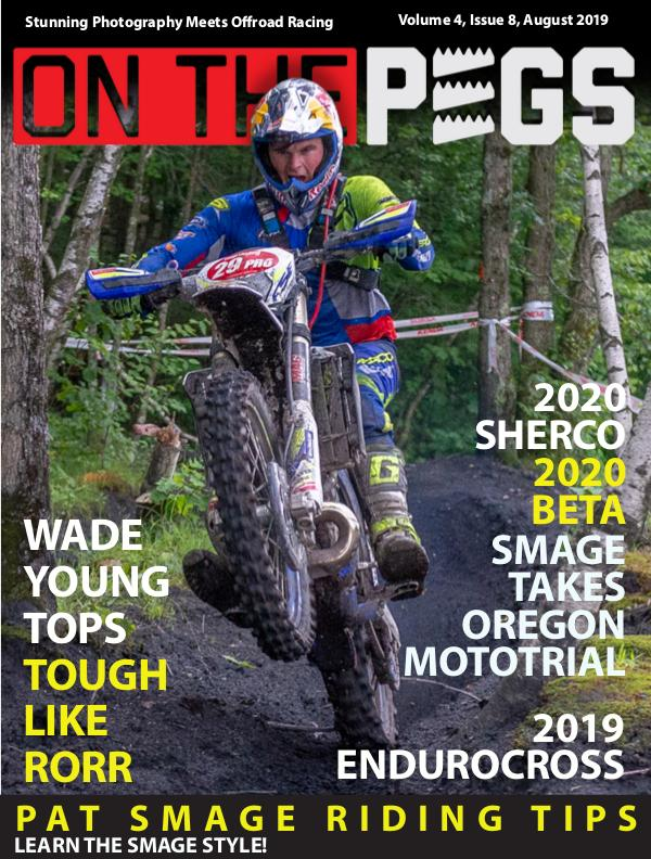On The Pegs August - 2019 - Volume 4 - Issue 8