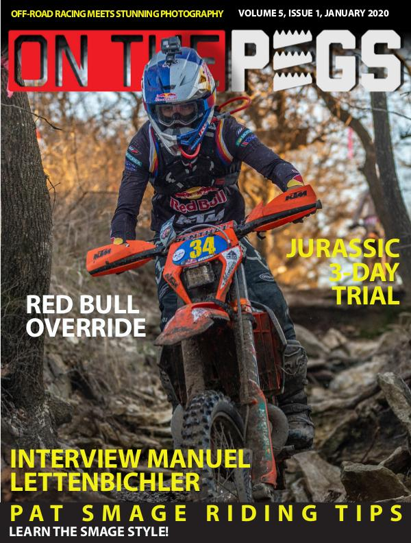 On The Pegs January 2020 - Volume 5 - Issue 1