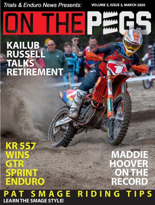 On The Pegs March 2020 - Volume 5 - Issue 3