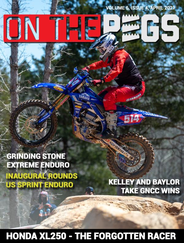 On the Pegs - April 2021, Volume 6 Issue 4