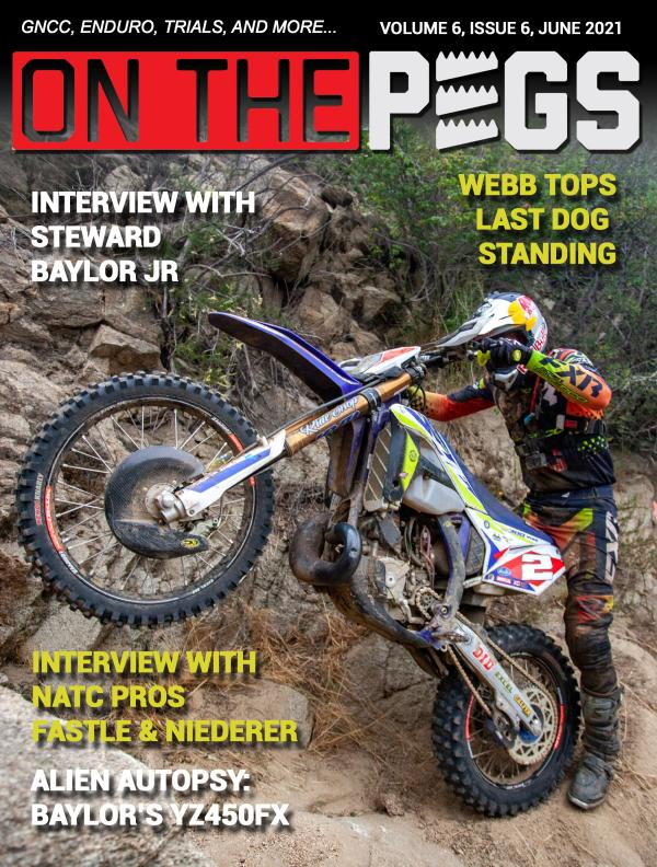 On the Pegs - Volume 6 - Issue 6