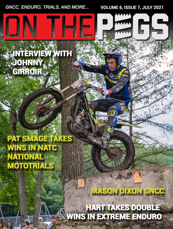 On the Pegs - July 2021 On the Pegs - Volume 6 Issue 7