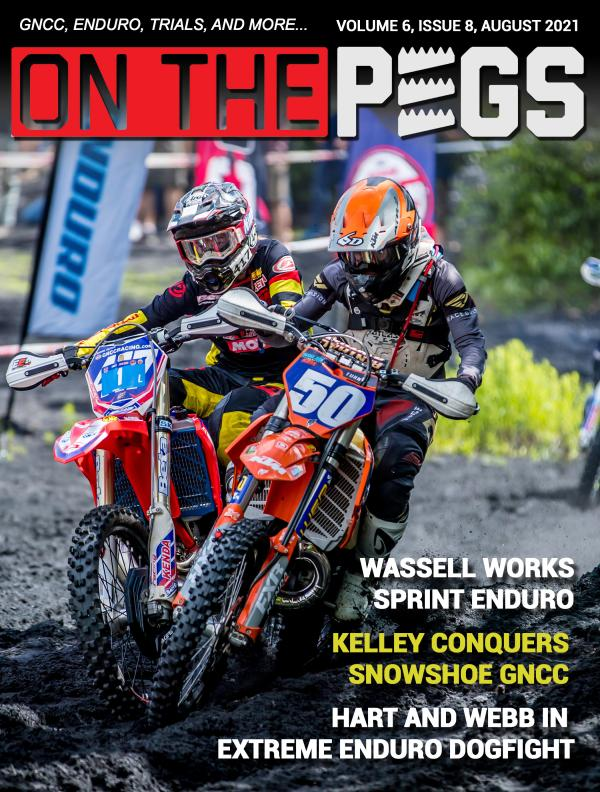 On the Pegs - Volume 6 Issue 8 - August