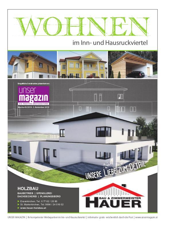 KW 45/19 Wohnen