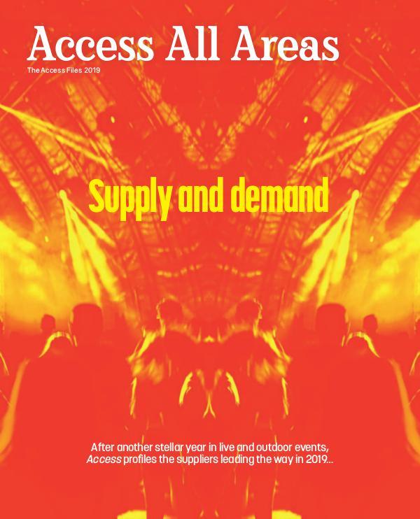 Access Files 2019