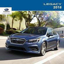 Subaru Legacy Brochures