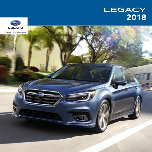 Brochure Legacy 2018