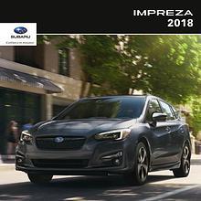 Brochures Subaru Impreza