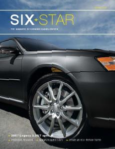 Six Star Magazine Six Star Magazine Summer 2006
