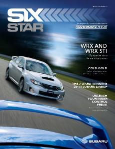 Six Star Magazine Winter 2010/2011