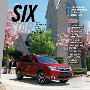 Six Star Magazine 2013