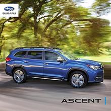 Brochures Subaru Ascent