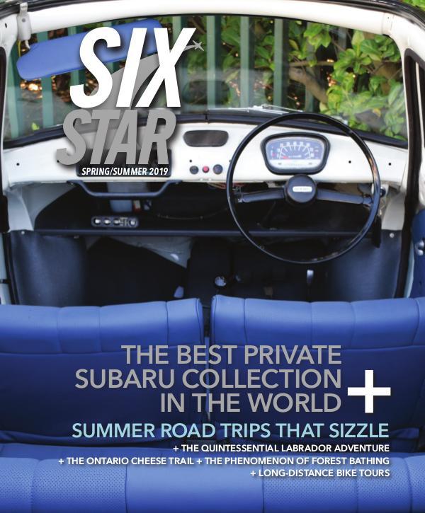 Six Star Magazine Spring/Summer 2019