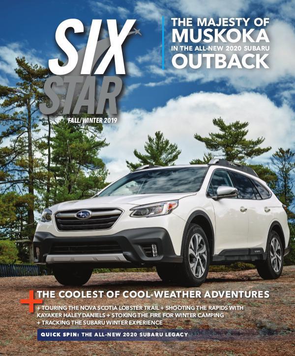 Six Star Magazine Fall/Winter 2019