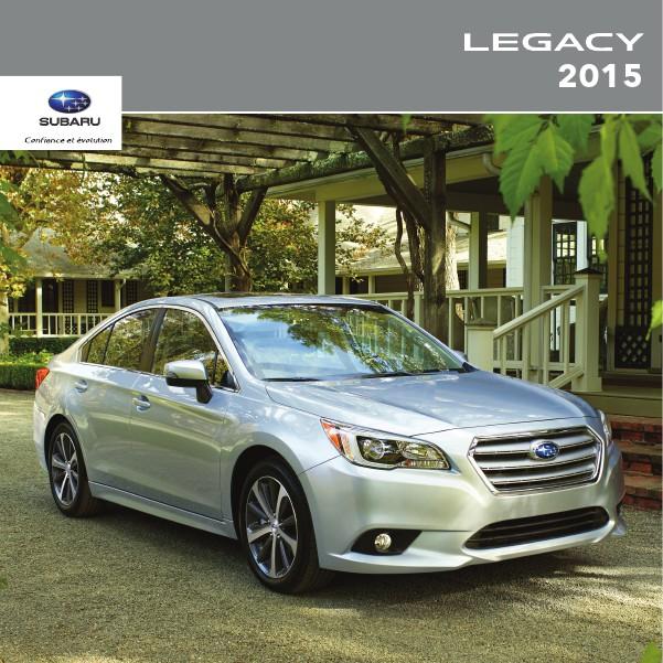 Brochure Legacy 2015