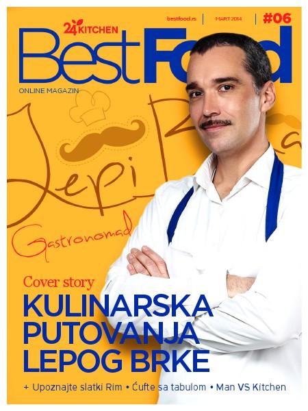 24Kitchen BestFood online magazin Broj 6