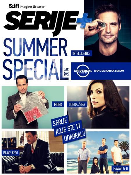 Serije+ Summer Special 2014